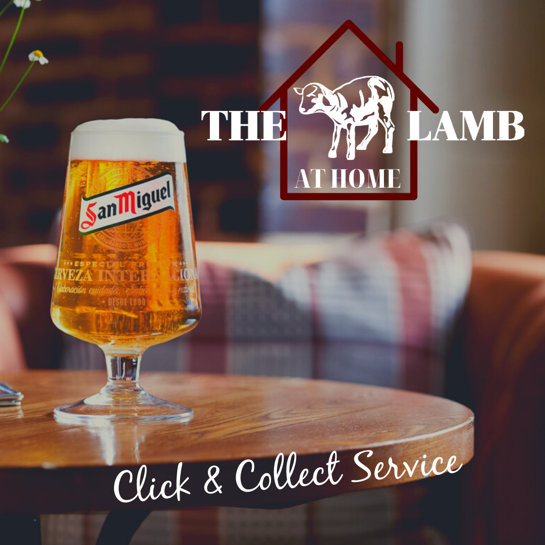 The Lamb At Home | Click & Collect